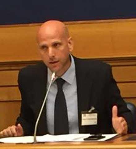 """Luciano Squillaci Presidente della FICT dichiara:""""di fronte alla morte di Maria Chiara l'intero paese dovrebbe fermarsi!"""""""
